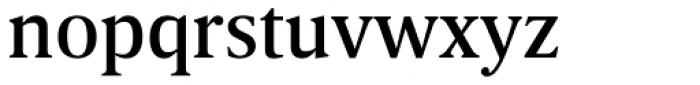 Breve News Medium Font LOWERCASE