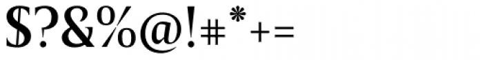 Breve Title Medium Font OTHER CHARS
