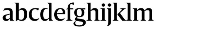 Breve Title Medium Font LOWERCASE