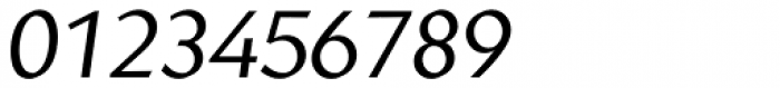 Brewery No 2 Paneuropean Medium Italic Font OTHER CHARS