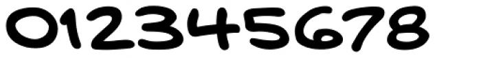 Brian Bolland Journal Font OTHER CHARS
