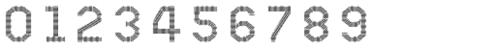 Bricbrac Pattern Font OTHER CHARS