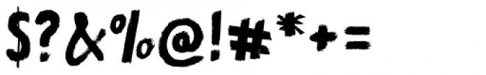 Bridgewater Font OTHER CHARS