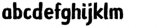 Bridgewater Font LOWERCASE