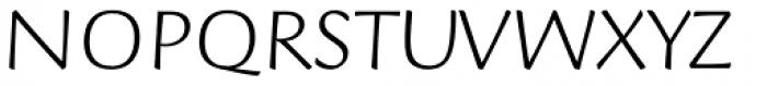 Briem Script Std Light Font UPPERCASE