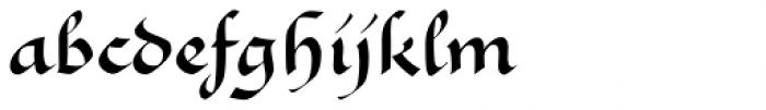 Brigida Font LOWERCASE