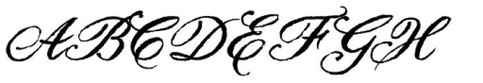 Brigitta Font UPPERCASE