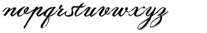 Brigitta Font LOWERCASE