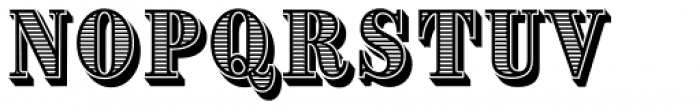 Brim Combined3 Font UPPERCASE