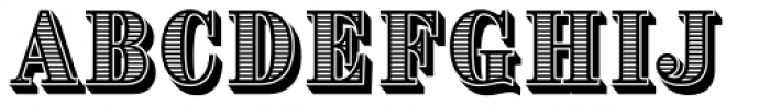 Brim Combined3 Font LOWERCASE