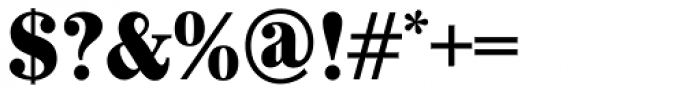 Brim Narrow Face Font OTHER CHARS