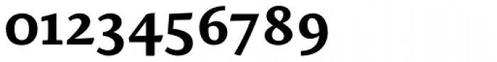 Brioni Text Std Medium Font OTHER CHARS