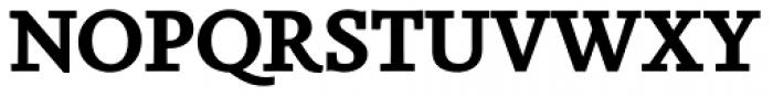 Brioni Text Std Medium Font UPPERCASE