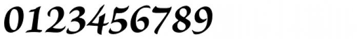 Brioso Pro Caption Bold Italic Font OTHER CHARS