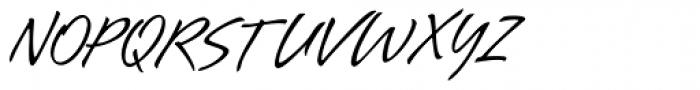 Brisa Pro Font UPPERCASE