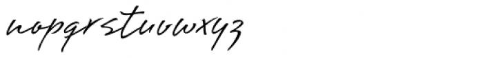 Brisa Pro Font LOWERCASE