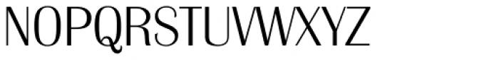 Britannic EF ExtraLight Font UPPERCASE