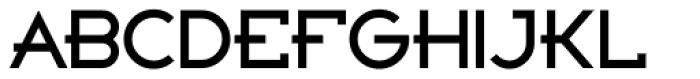 Broadband ICG Font UPPERCASE