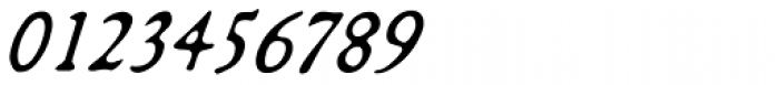 Broadsheet Lining Italic Font OTHER CHARS