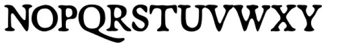 Broadsheet Lining Font UPPERCASE