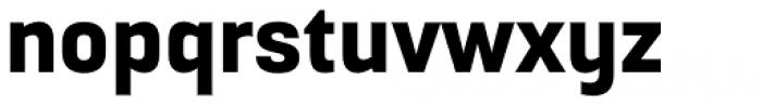 Broadside Bold Font LOWERCASE