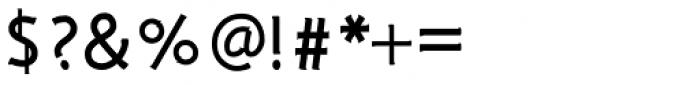 Broadveau Font OTHER CHARS