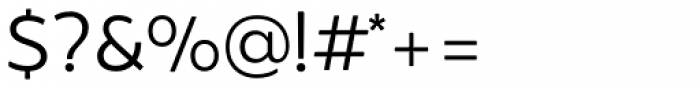 Brocha Alt Book Font OTHER CHARS