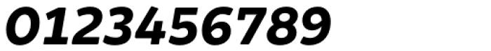 Brocha Bold Italic Font OTHER CHARS