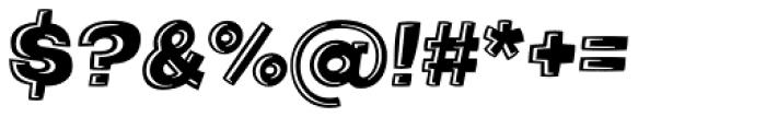 Brocken Font OTHER CHARS