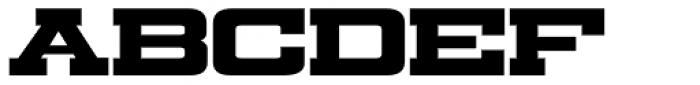 Brogado JNL Font LOWERCASE