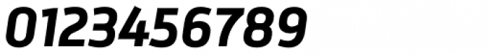 Brokman ExtraBold Italic Font OTHER CHARS