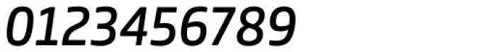 Bronkoh SemiBold Italic Font OTHER CHARS