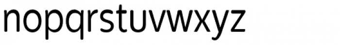 Bronto Medium Font LOWERCASE