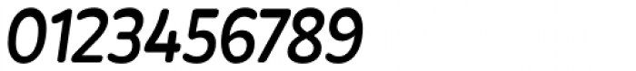 Bronto SemiBold Italic Font OTHER CHARS
