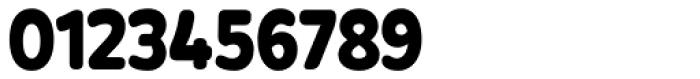 Bronto UltraBlack Font OTHER CHARS