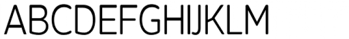 Bronto Font UPPERCASE