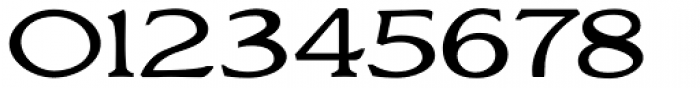 Bronzetti Small Capitals Expanded Font OTHER CHARS