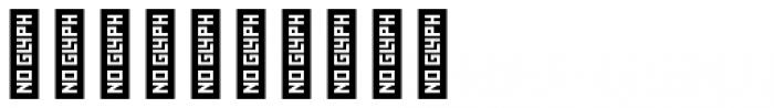 Brooklyn Heritage Design Elements Regular Font OTHER CHARS