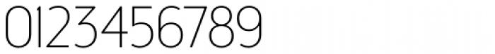 Brooklyn Samuels Five Thin Font OTHER CHARS