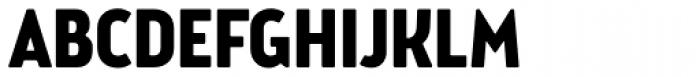 Brooklyn Samuels Four Bold Font UPPERCASE