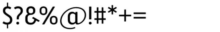 Brooklyn Samuels Four Light Font OTHER CHARS