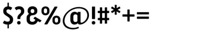Brooklyn Samuels Four Medium Font OTHER CHARS