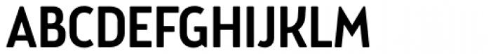 Brooklyn Samuels Four Medium Font UPPERCASE