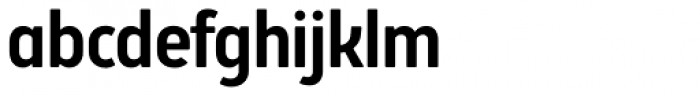 Brooklyn Samuels Four Medium Font LOWERCASE