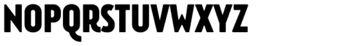 Brooklyn Samuels Three Bold Font UPPERCASE
