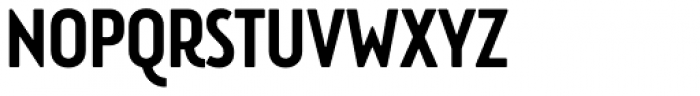 Brooklyn Samuels Three Medium Font UPPERCASE