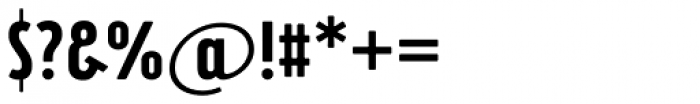 Brooklyn Samuels Two Medium Font OTHER CHARS