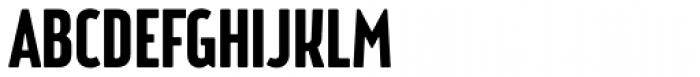 Brooklyn Samuels Two Medium Font UPPERCASE