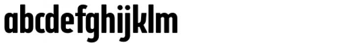 Brooklyn Samuels Two Medium Font LOWERCASE