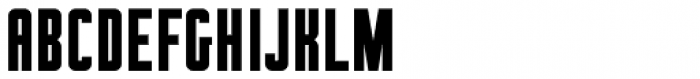 Brookside JNL Font UPPERCASE